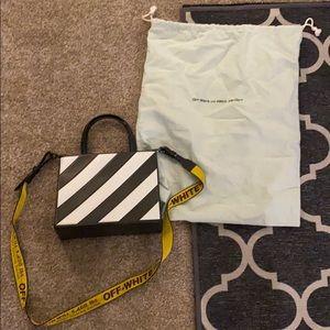 Authentic OFF-white purse